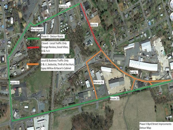 Byrd Street - Phase II Detour Route final